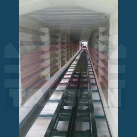 کوره تونلی